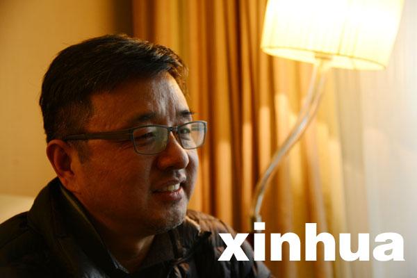 湖北两会皖籍代表访谈录(1):徐勇民